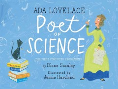 Ada Lovelace, poet of science : the first computer programmer cover image