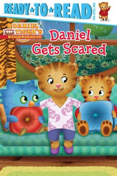 Daniel gets scared cover image