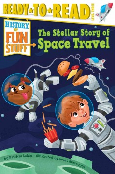 The stellar story of space travel cover image