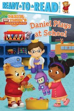 Daniel plays at school cover image