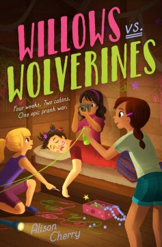 Willows vs. Wolverines cover image
