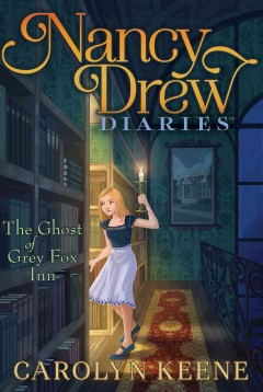 The ghost of grey fox inn cover image