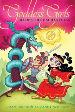 Medea the enchantress cover image