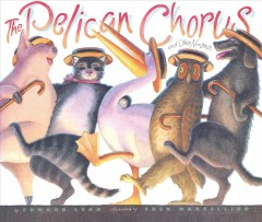 The pelican chorus : and other nonsense cover image