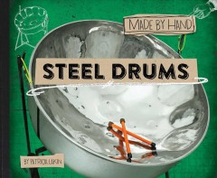Steel drums cover image