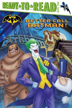 Better call Batman! cover image