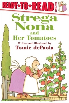 Strega Nona and her tomatoes cover image
