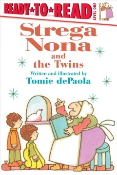 Strega Nona and the twins cover image