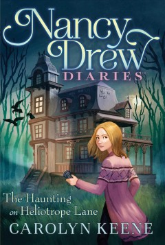 The haunting on Heliotrope Lane cover image