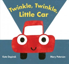 Twinkle, twinkle, little car cover image