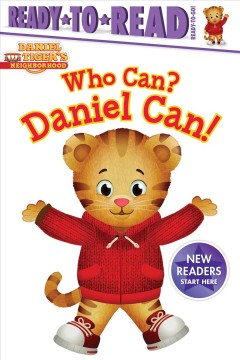 Who can? Daniel can! cover image