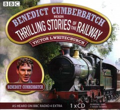 Thrilling stories of the railway cover image