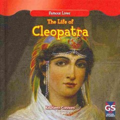 The life of Cleopatra cover image