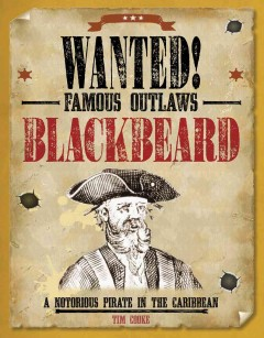 Blackbeard : a notorious pirate in the Caribbean cover image