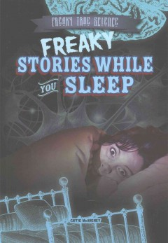 Freaky stories while you sleep cover image