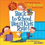 Back to school, weird kids rule! cover image