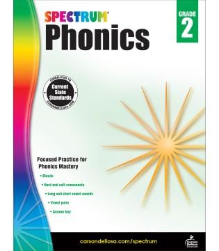 Spectrum phonics. Grade 2 cover image