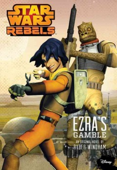 Ezra's gamble cover image
