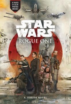 Rogue One : a junior novel cover image