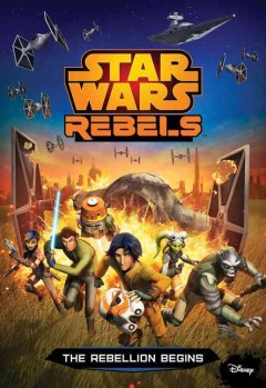 The rebellion begins cover image