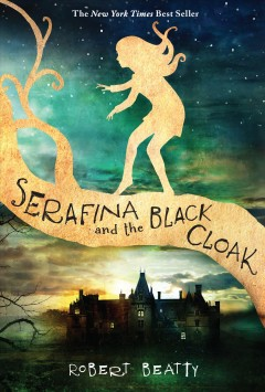 Serafina and the black cloak cover image