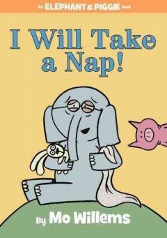 I will take a nap! cover image