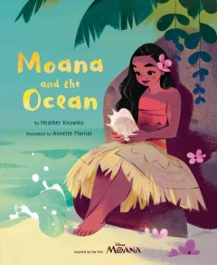Moana and the ocean cover image