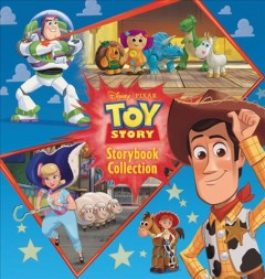 Toy story : storybook collection cover image