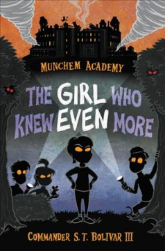 The girl who knew even more cover image