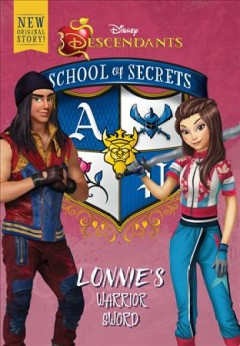 Lonnie's warrior sword cover image
