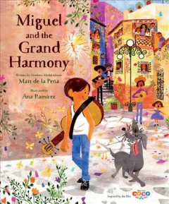 Miguel and the grand harmony cover image