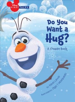 Do you want a hug? cover image