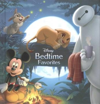 Disney bedtime favorites cover image