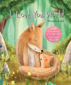 I love you, world cover image