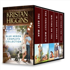 Blue heron complete collection cover image