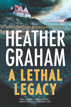 A lethal legacy cover image