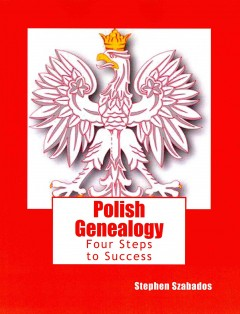 Polish genealogy : four steps to success cover image