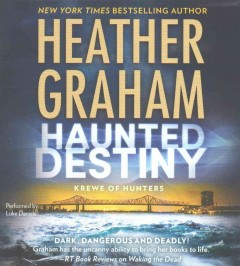 Haunted destiny cover image