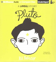 Pluto a wonder story cover image