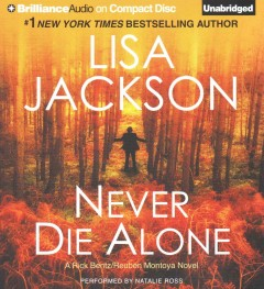 Never die alone cover image