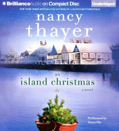 An island Christmas cover image