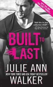 Built to last : a Black Knights Inc. novel cover image
