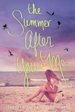 The summer after you + me cover image