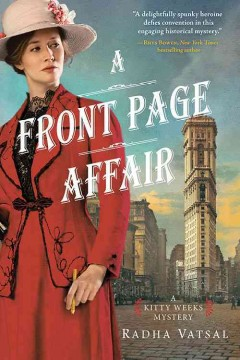 A front page affair cover image