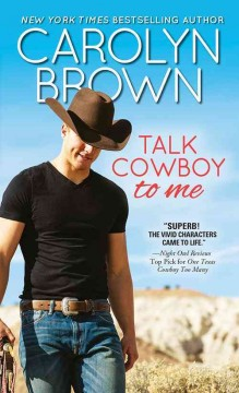 Talk cowboy to me cover image