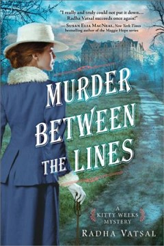 Murder between the lines cover image