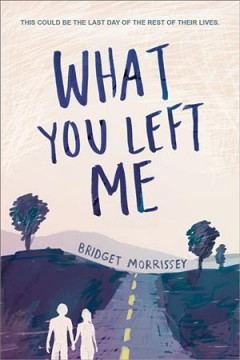 What you left me cover image