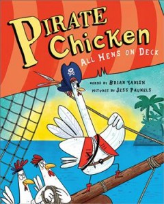 Pirate chicken : all hens on deck cover image