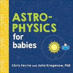 Astrophysics for babies cover image