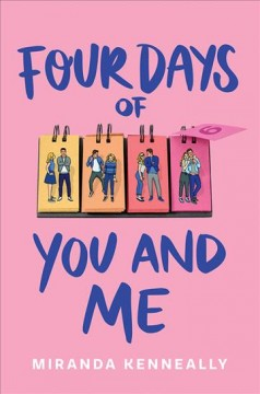 Four Days of You and Me cover image